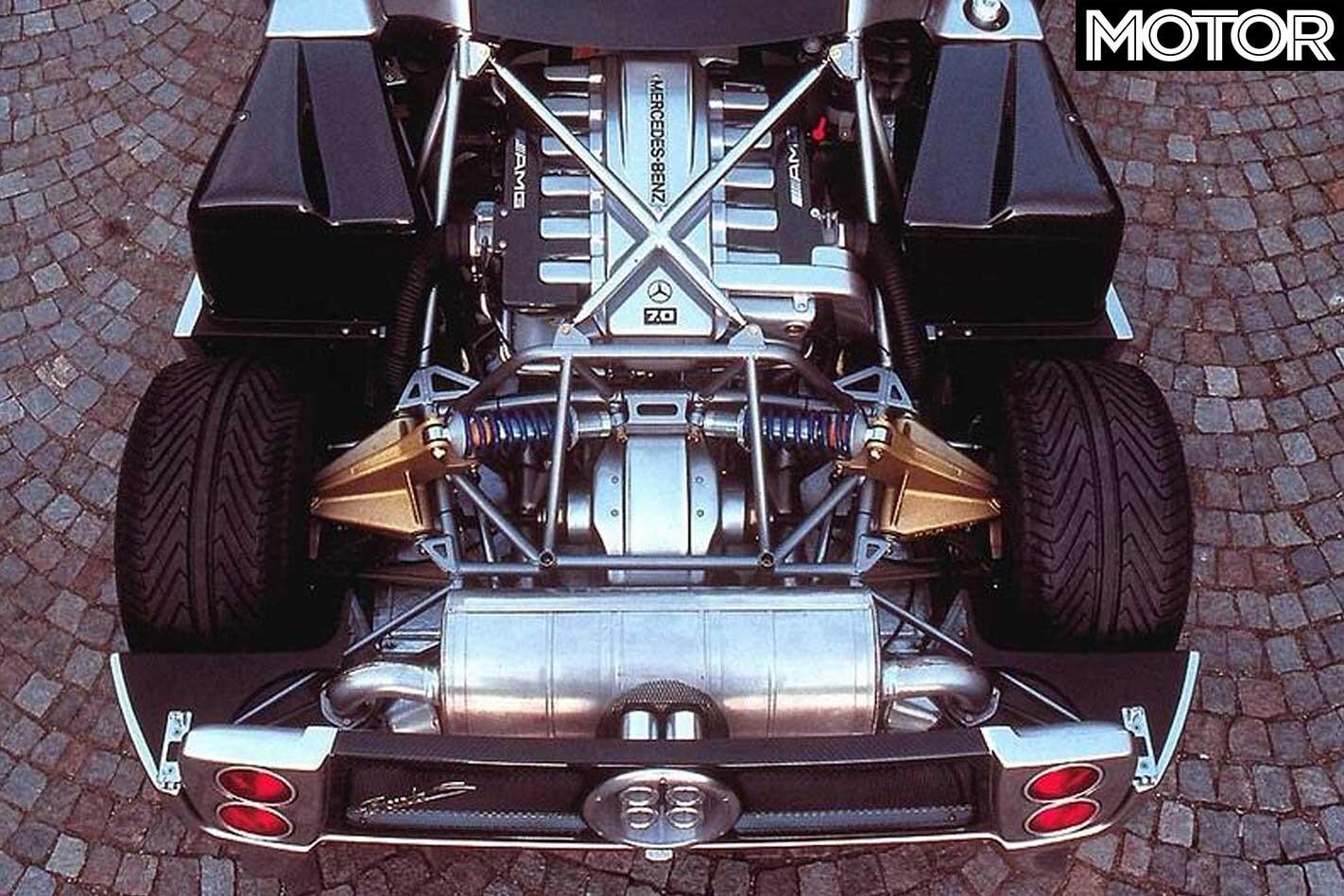2004 Pagani Zonda C 12 S Engine Jpg