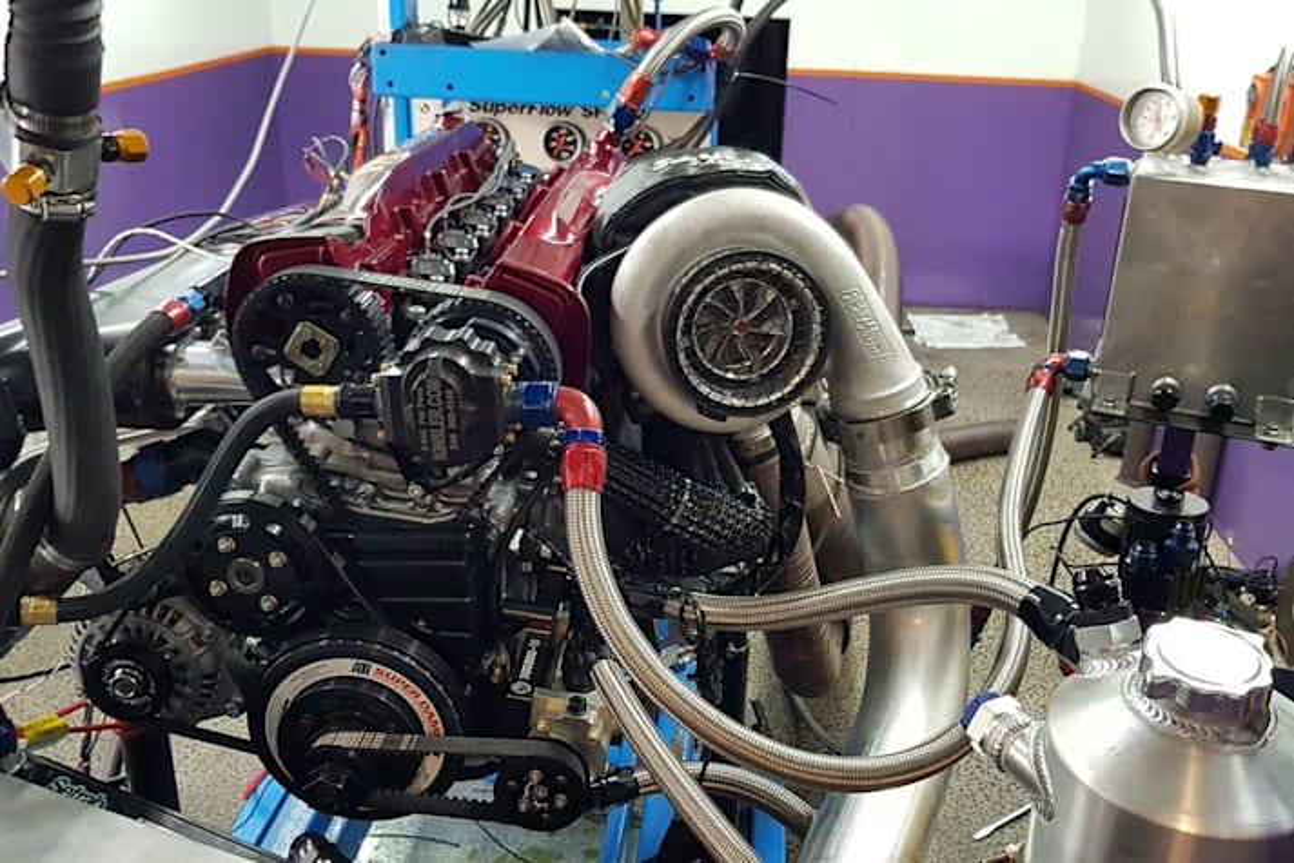 Nissan Rb Billet Engine 4 B Jpg