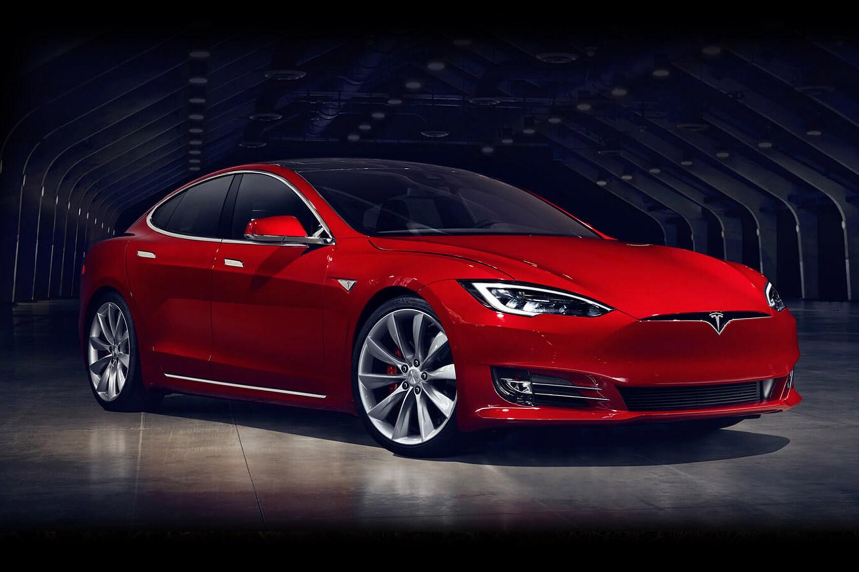 2017 Tesla Model S Front 34 Jpg