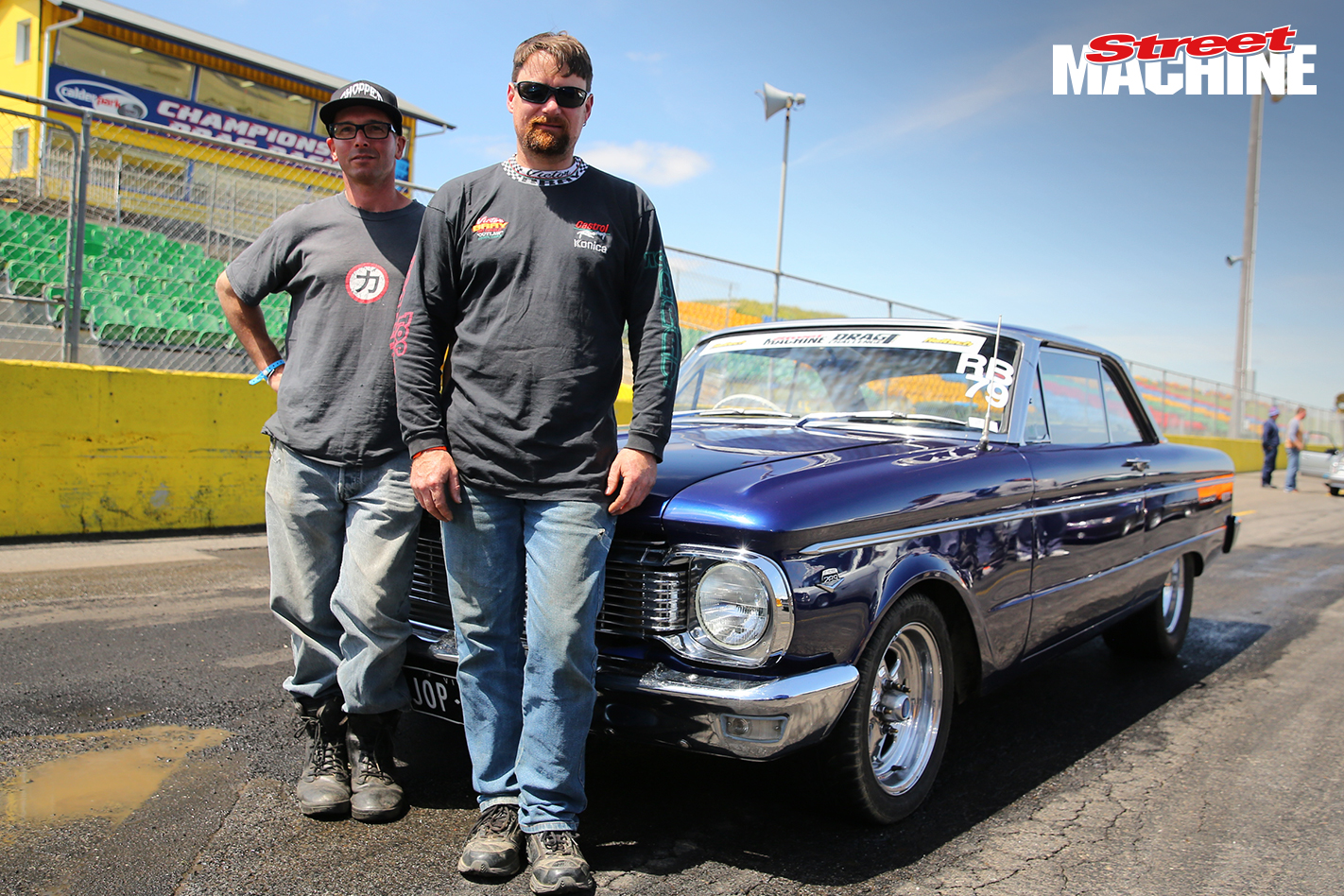 Ford XP Falcon Coupe Twin Turbo 5
