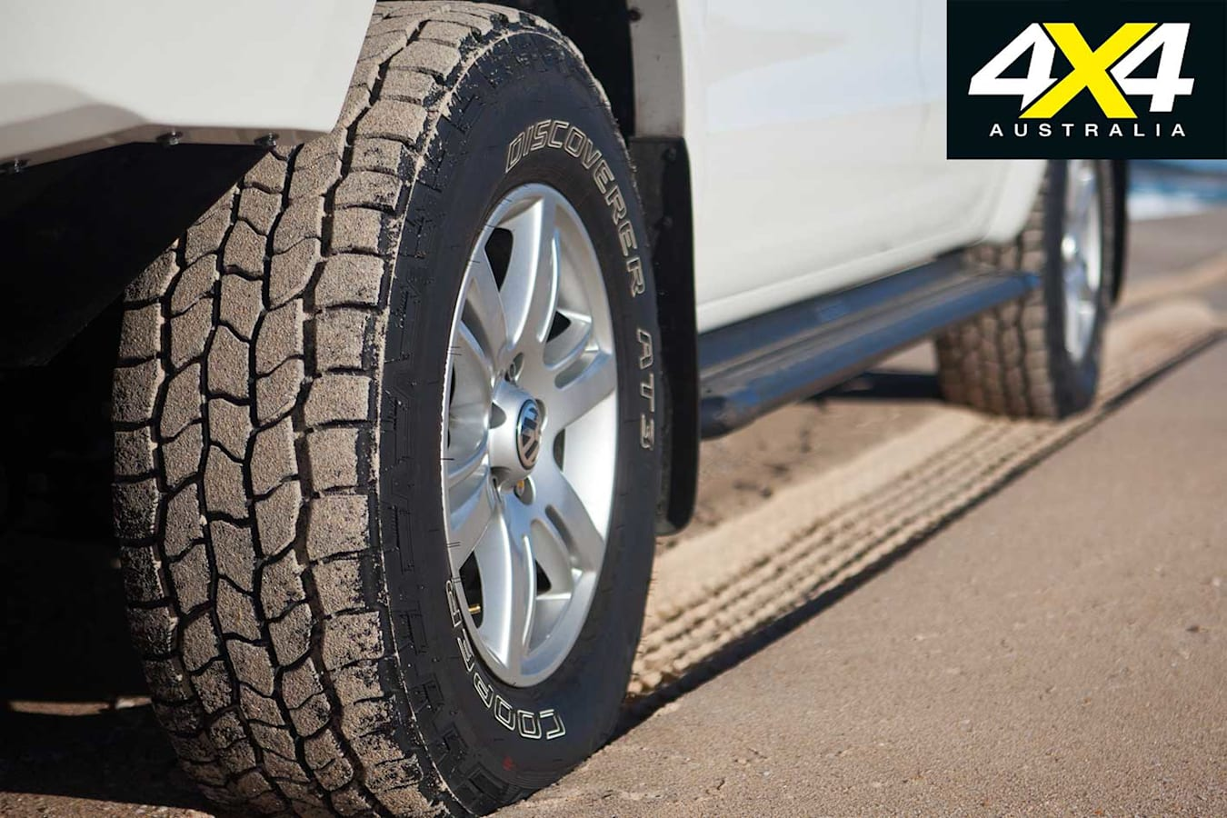 New 4 X 4 Gear Cooper Tires AT 3 Jpg