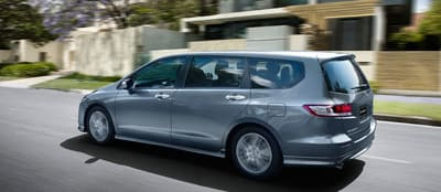 LAUNCHED: Honda Odyssey