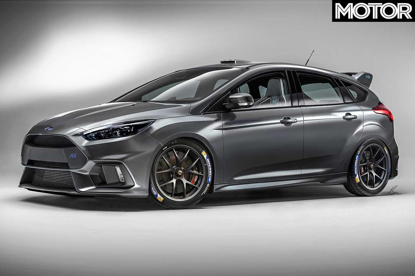 2018 Ford Focus Rs 500 Artwork Jpg
