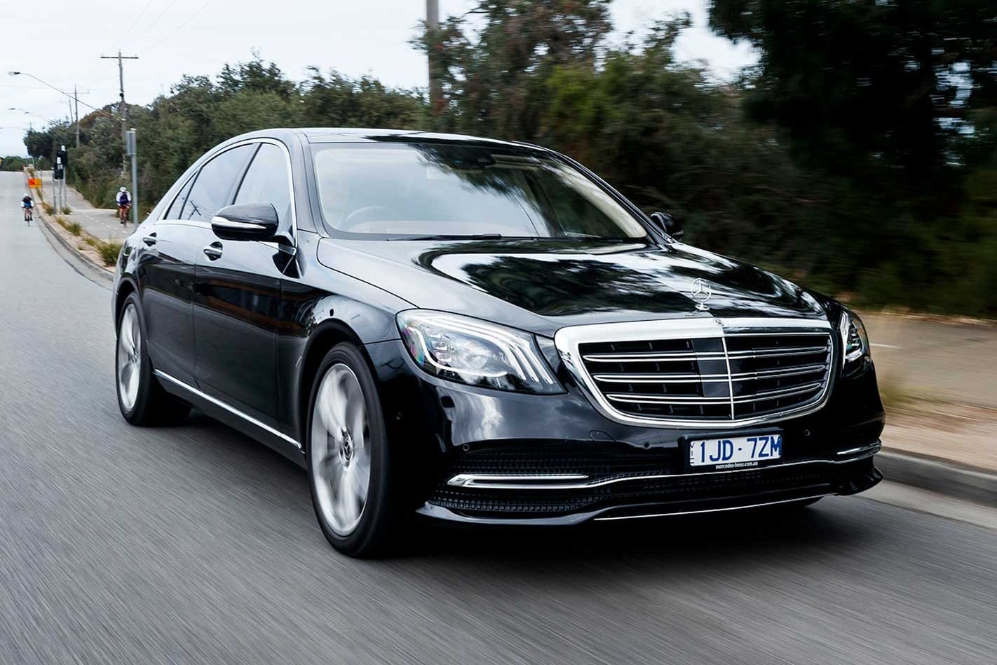 2018 Mercedes Benz S560 L performance review
