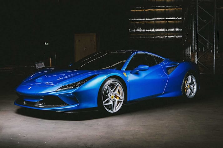 Ferrari F8 Tributo launches Australia