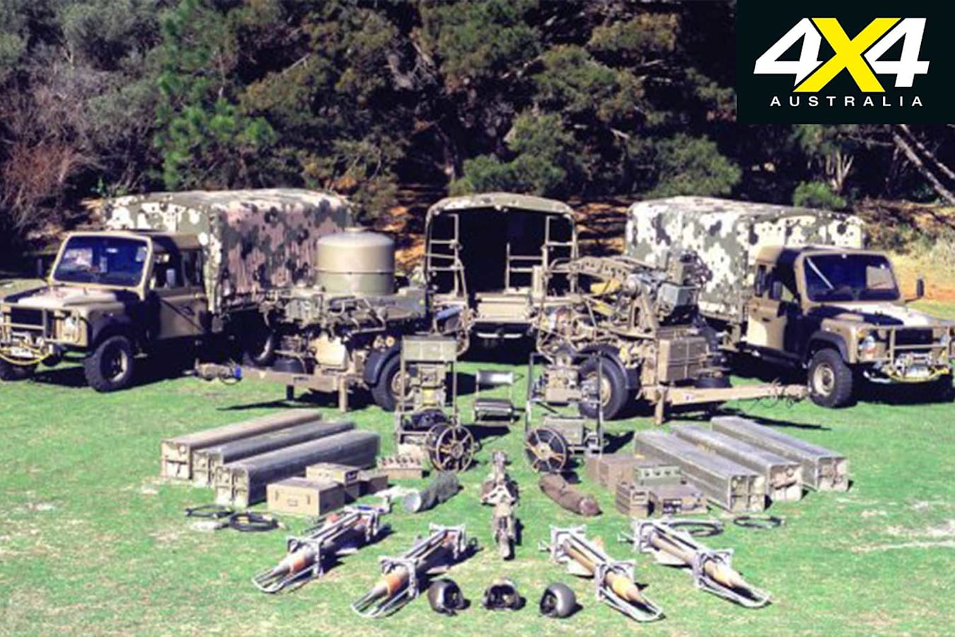 70 Years Of Land Rover 6 X 6 Military Land Rover Derivatives Jpg
