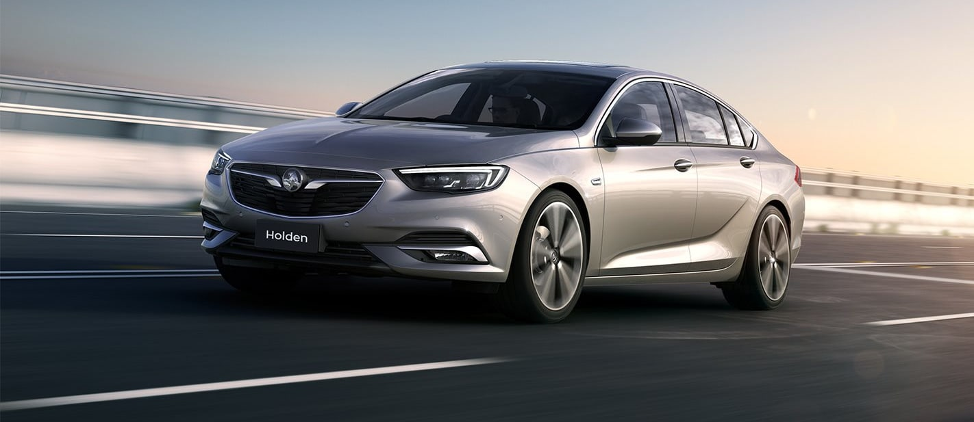 2017 Holden Commodore NG Moving Jpg