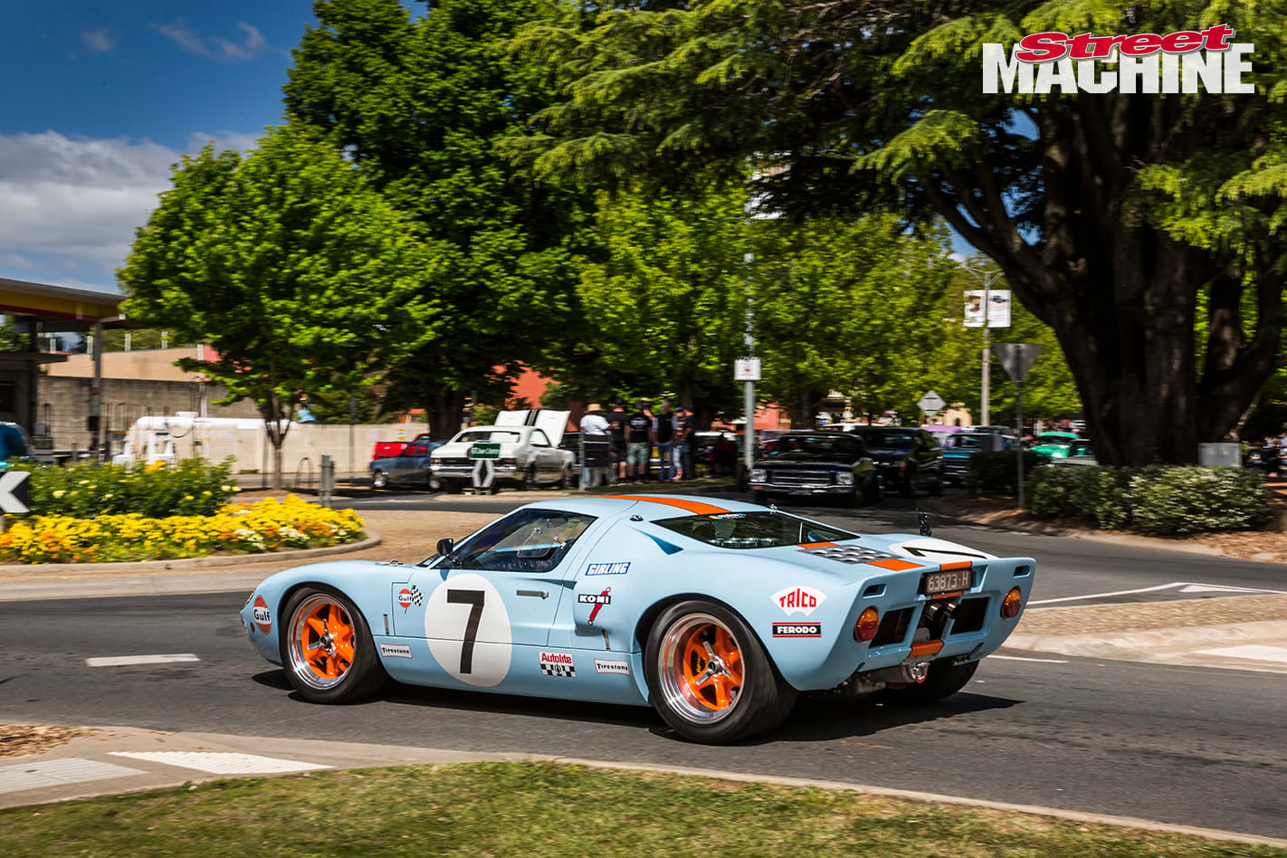 7 Ford GT40 Coyote