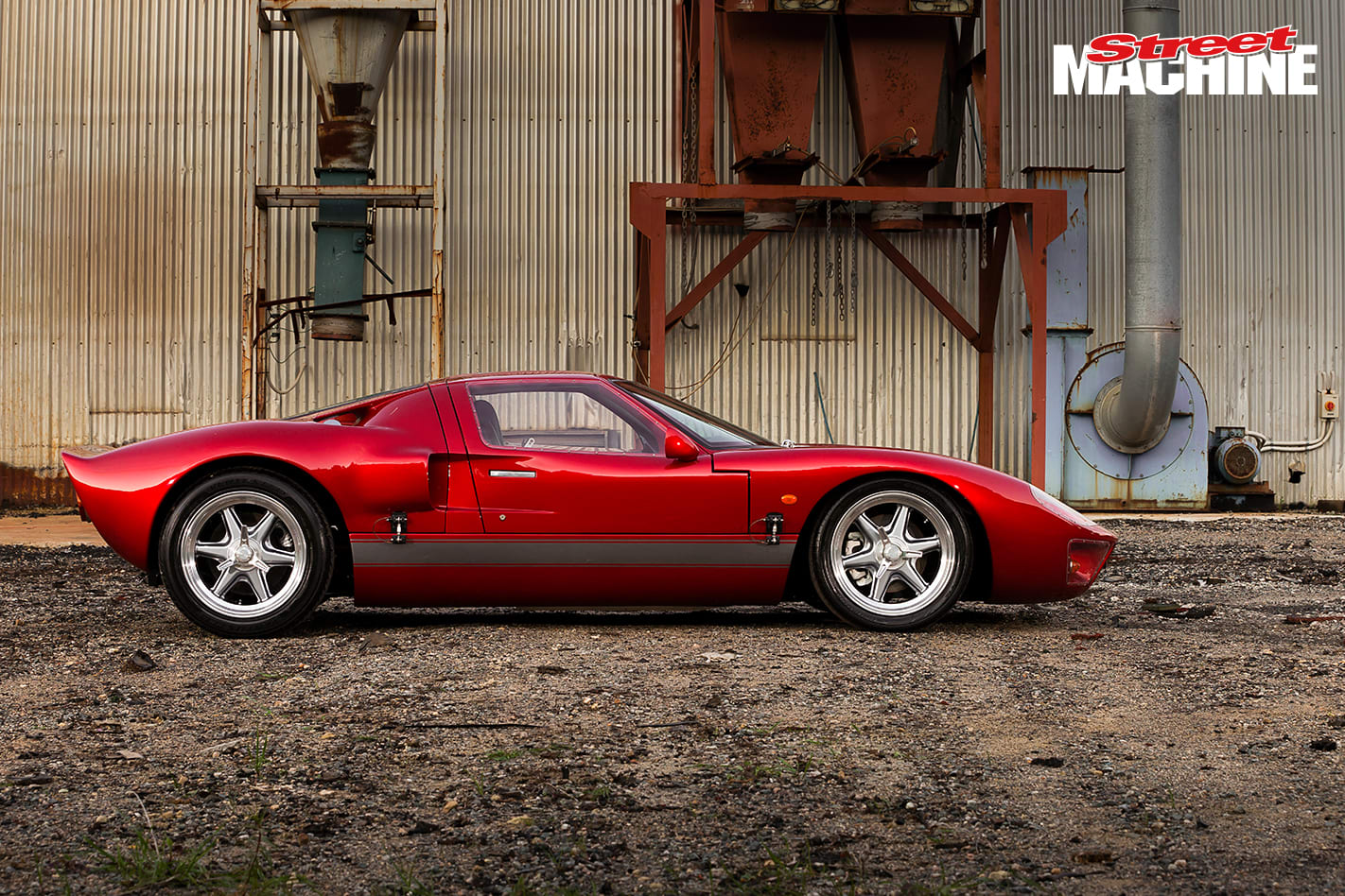 Ford GT40 Replica Nw