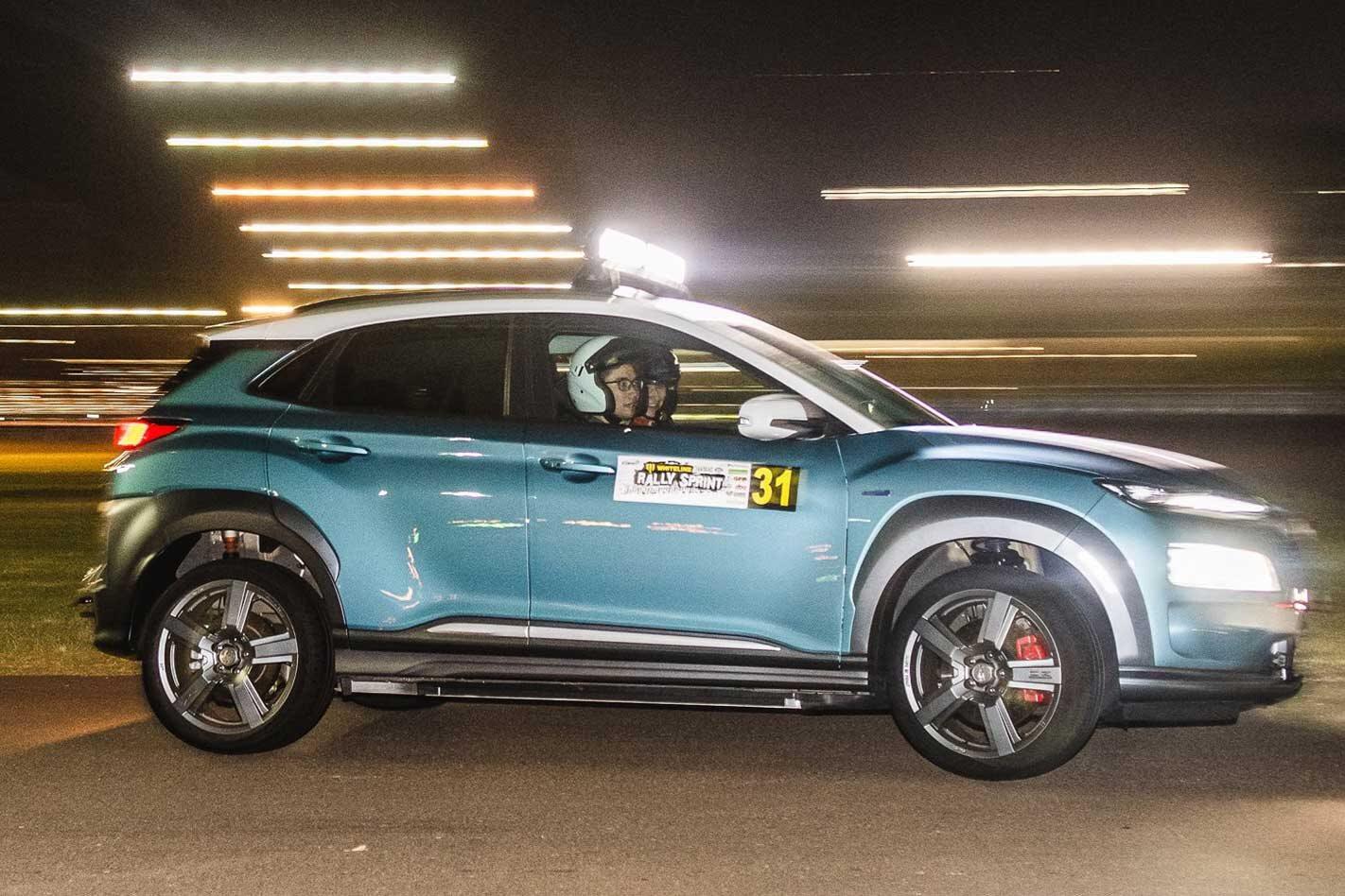 Hyundai Skunkworks Kona EV Track Terror Jpg