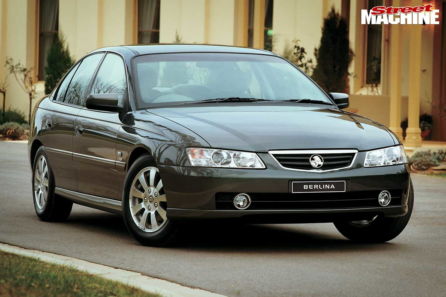 Holden VY Berlina