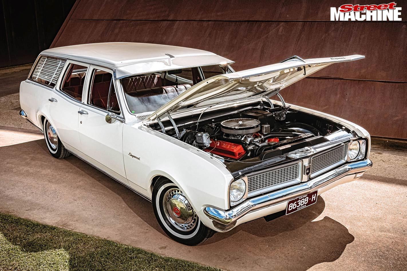 Holden HG wagon