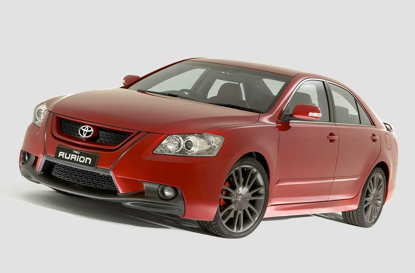 2007 Toyota TRD Aurion Fast Car History Lesson