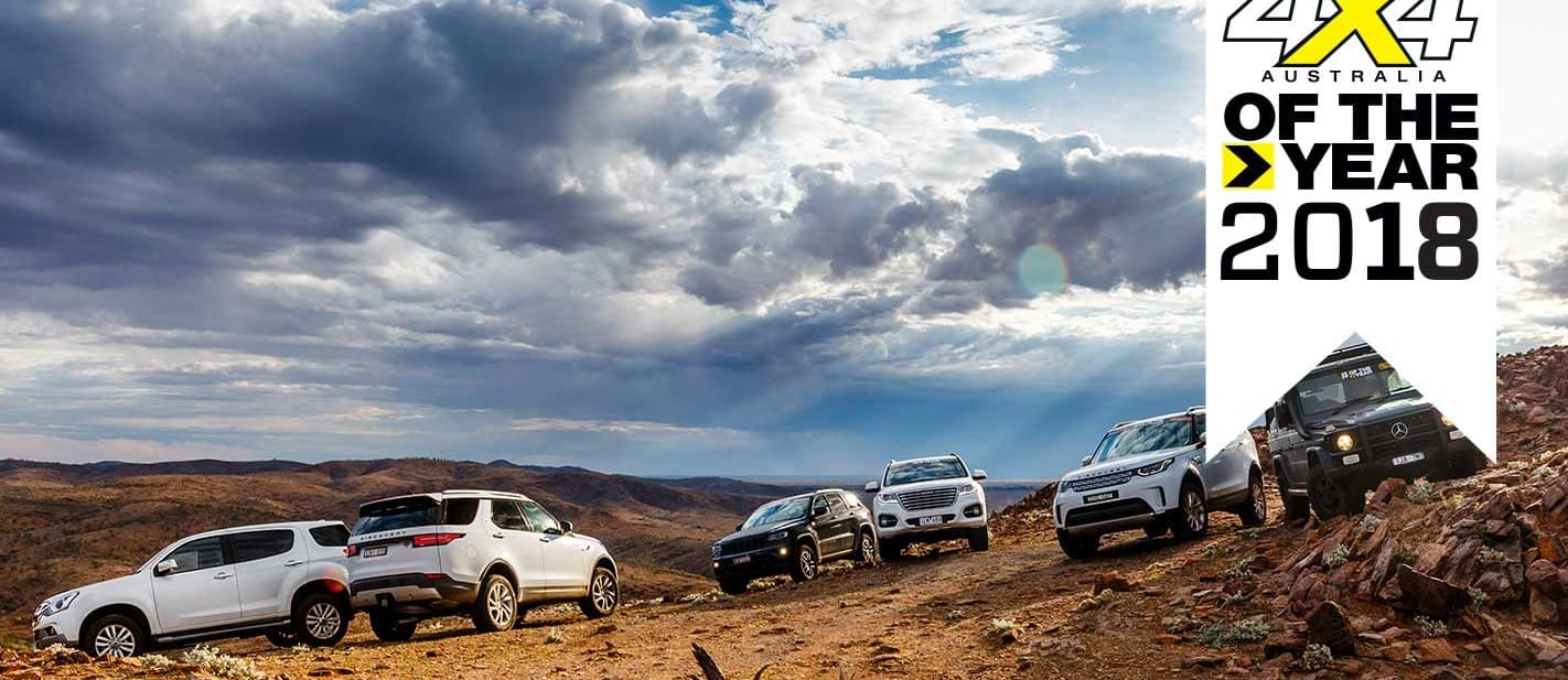 2018 4X4 Of The Year winner revealed news