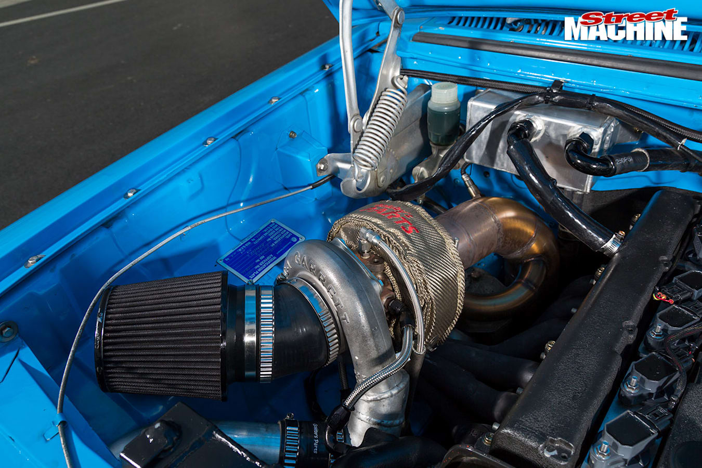 Toyota 1JZ turbo