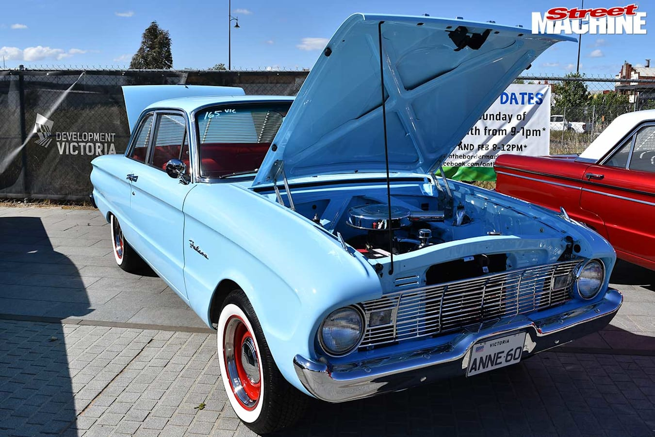 Ford Falcon two door