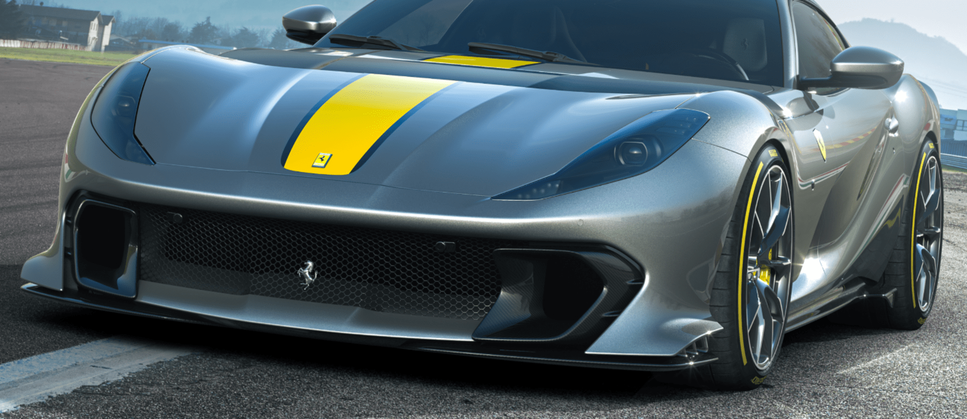2021 Ferrari 812 Superfast Special Series 3 Png
