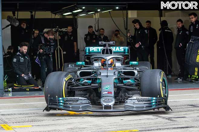 Mercedes AMG F 1 W 10 EQ Power Launch Jpg