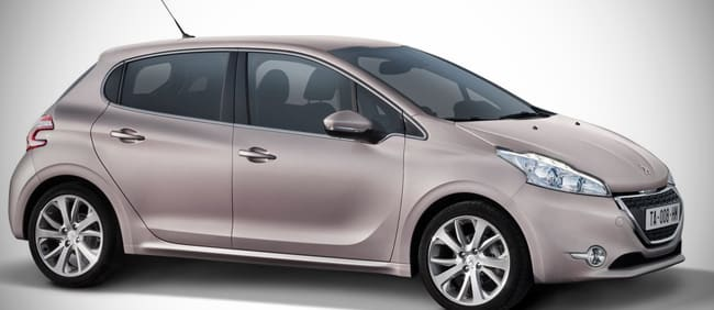 All-new Peugeot 208 debuts