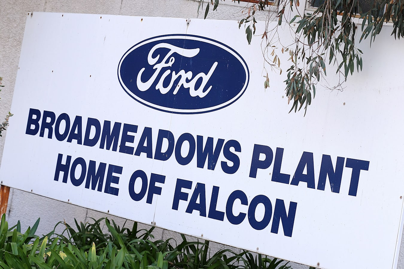 Ford Local Manufacturing Sign Jpg
