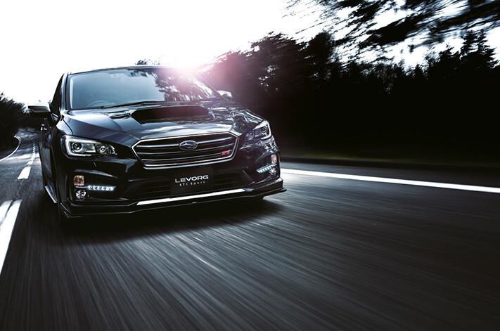 Subaru Levorg Sti Jpg