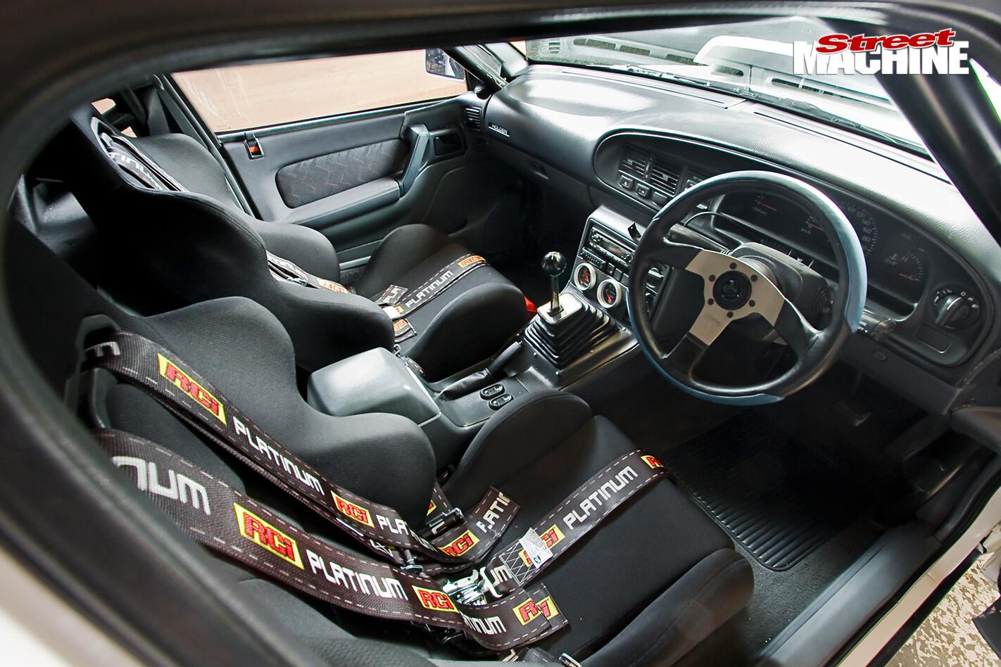 Holden -commodore -vr -ute -interior
