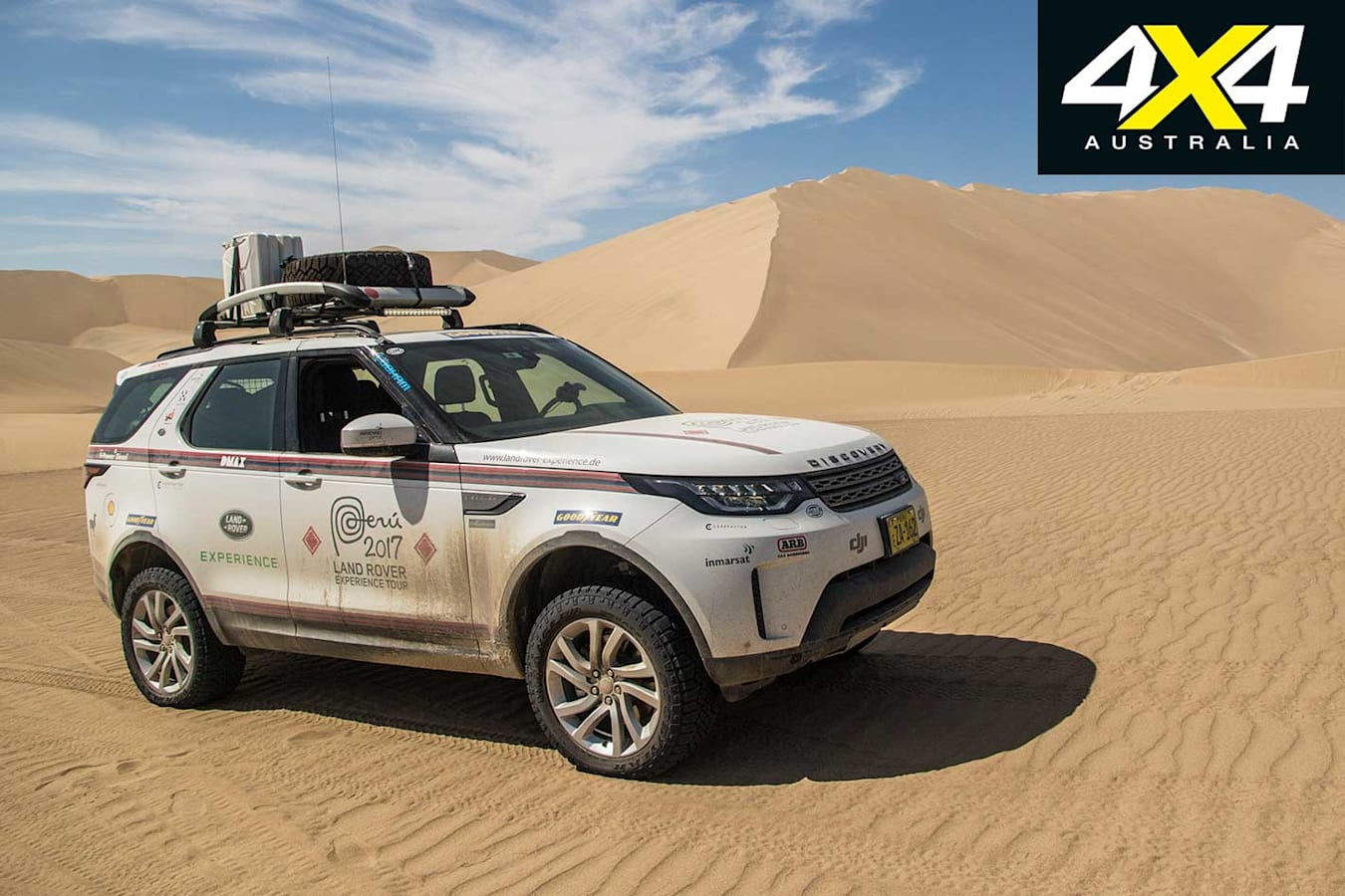 March 2018 Issue Of 4 X 4 Australia Land Rover Discover Experience Peru Jpg