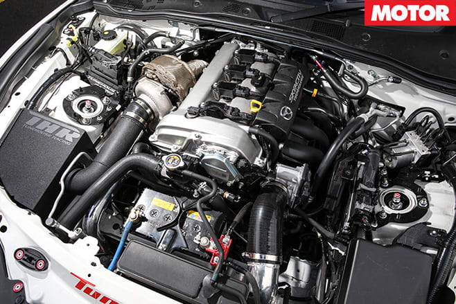Tunehouse Mazda MX-5 ND engine