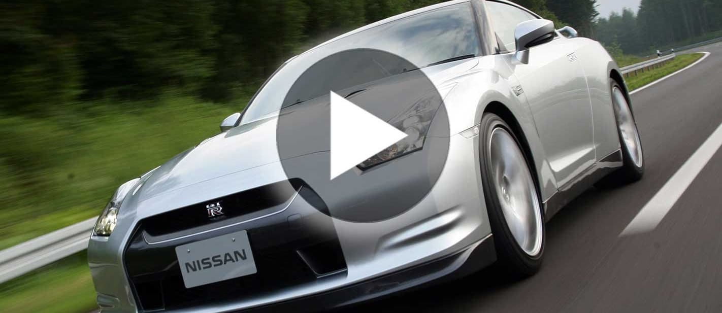 Five iconic Nissan GT-R videos