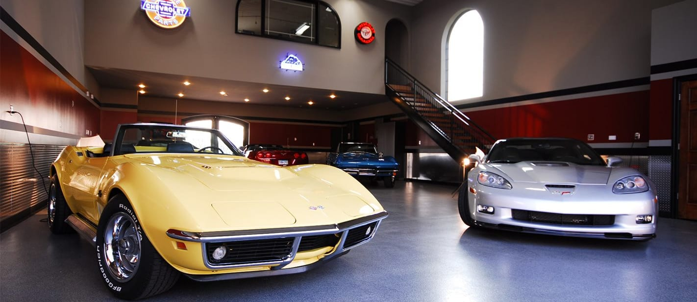 5 garages to make you weep
