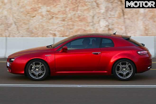 2005 Alfa Romeo Brera Side Jpg