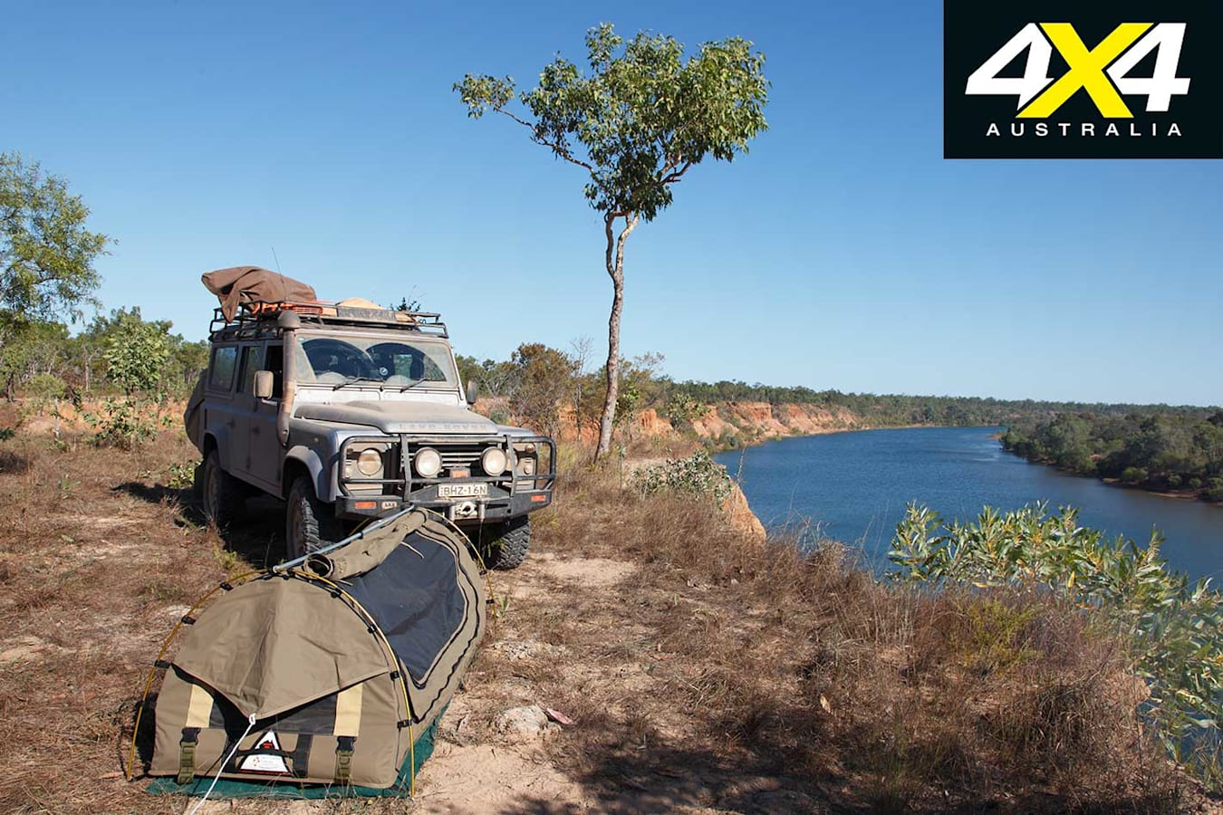 70 Years Of Land Rover Off Road Camping Jpg
