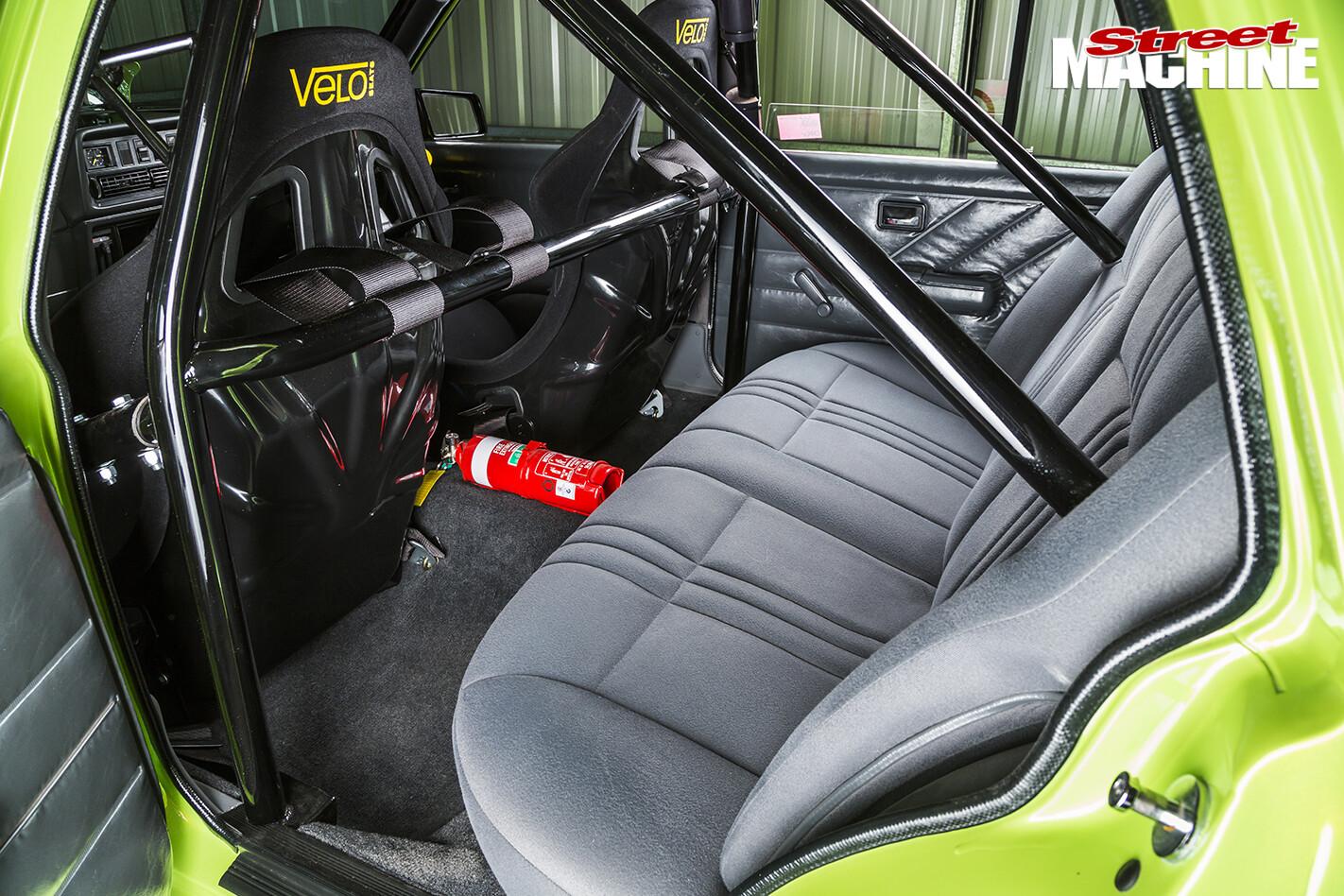 Holden -VH-Vacationer -Wagon -interior -rear