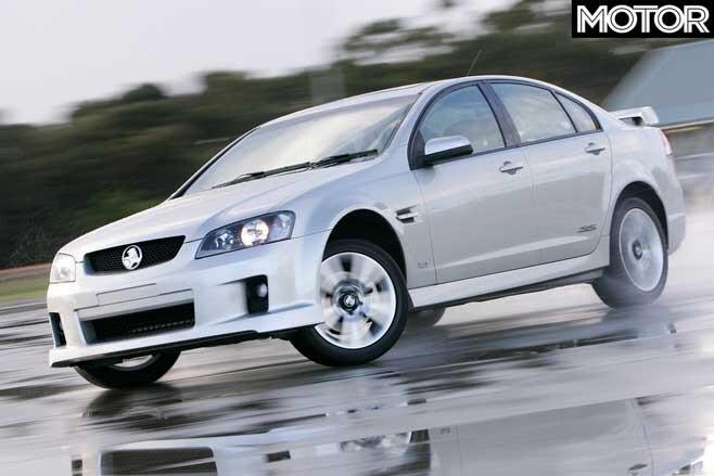 Holden Commodore VE Manual Test Jpg