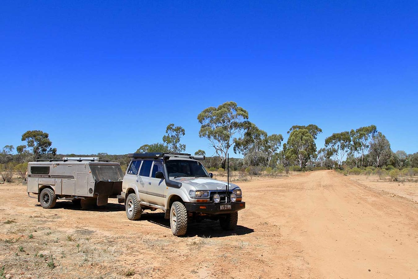 Idalia NP Queensland 4x4 travel guide
