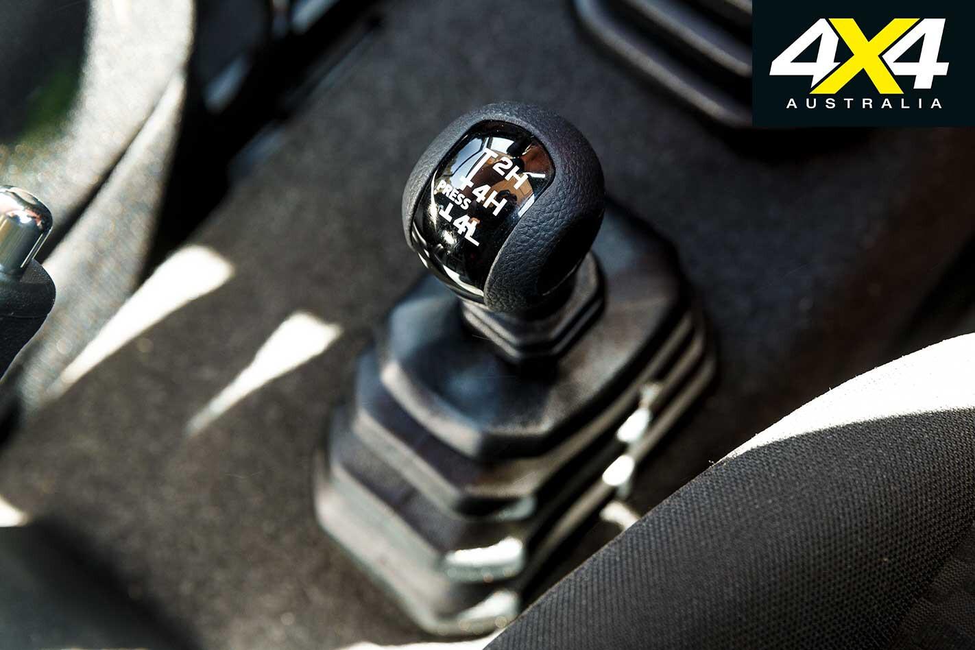 2019 Suzuki Jimny 4 WD Shifter Jpg