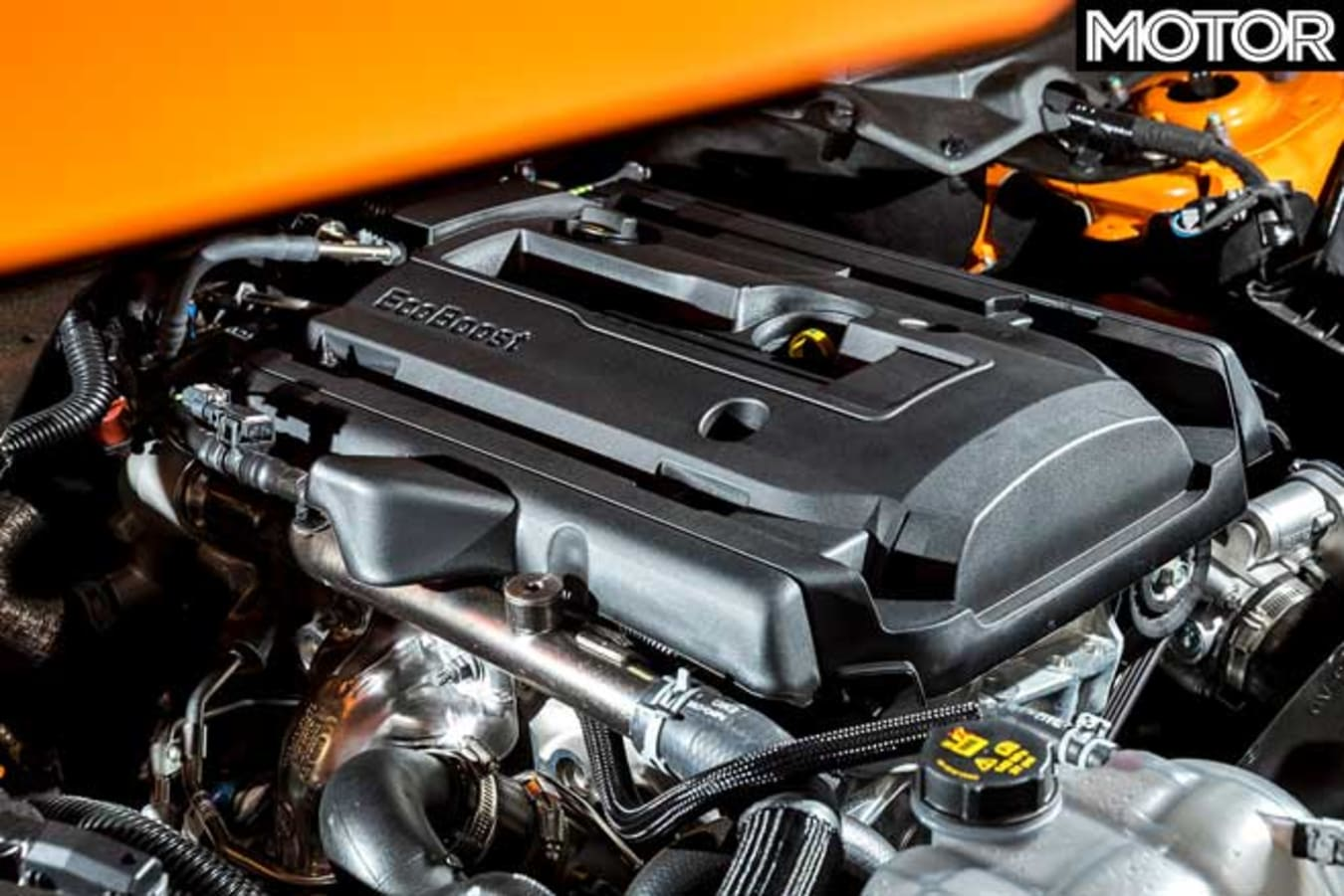 2020 Ford Mustang High Performance Engine Jpg