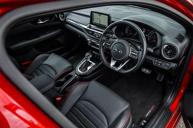 Kia Cerato GT sedan