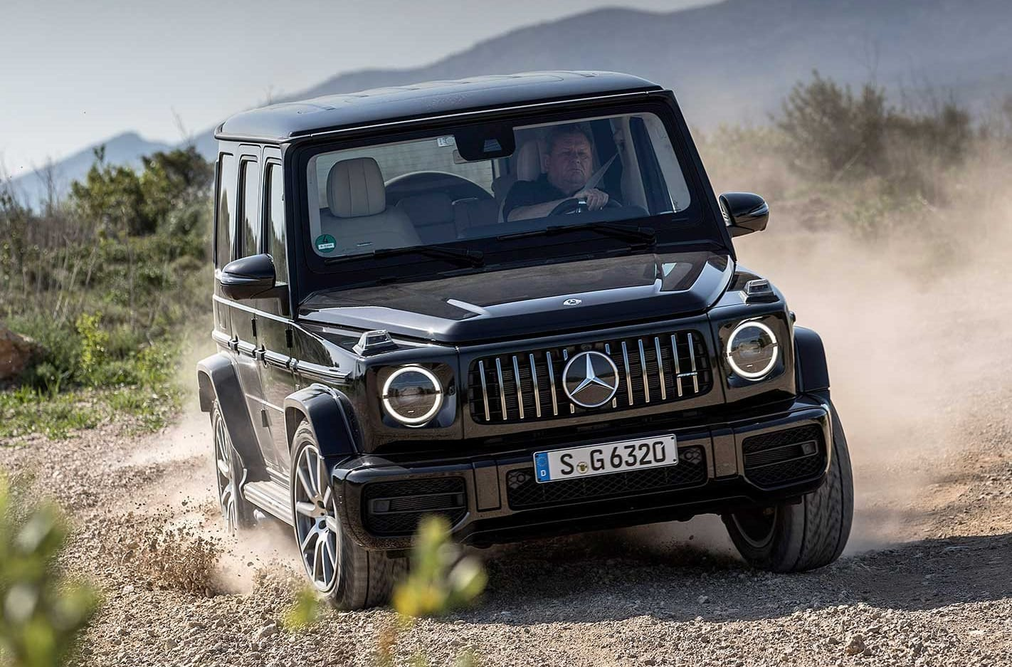 Is Mercedes-Benz G-Class electric confirmed