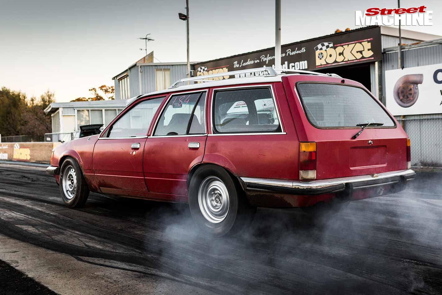 Holden VH wagon