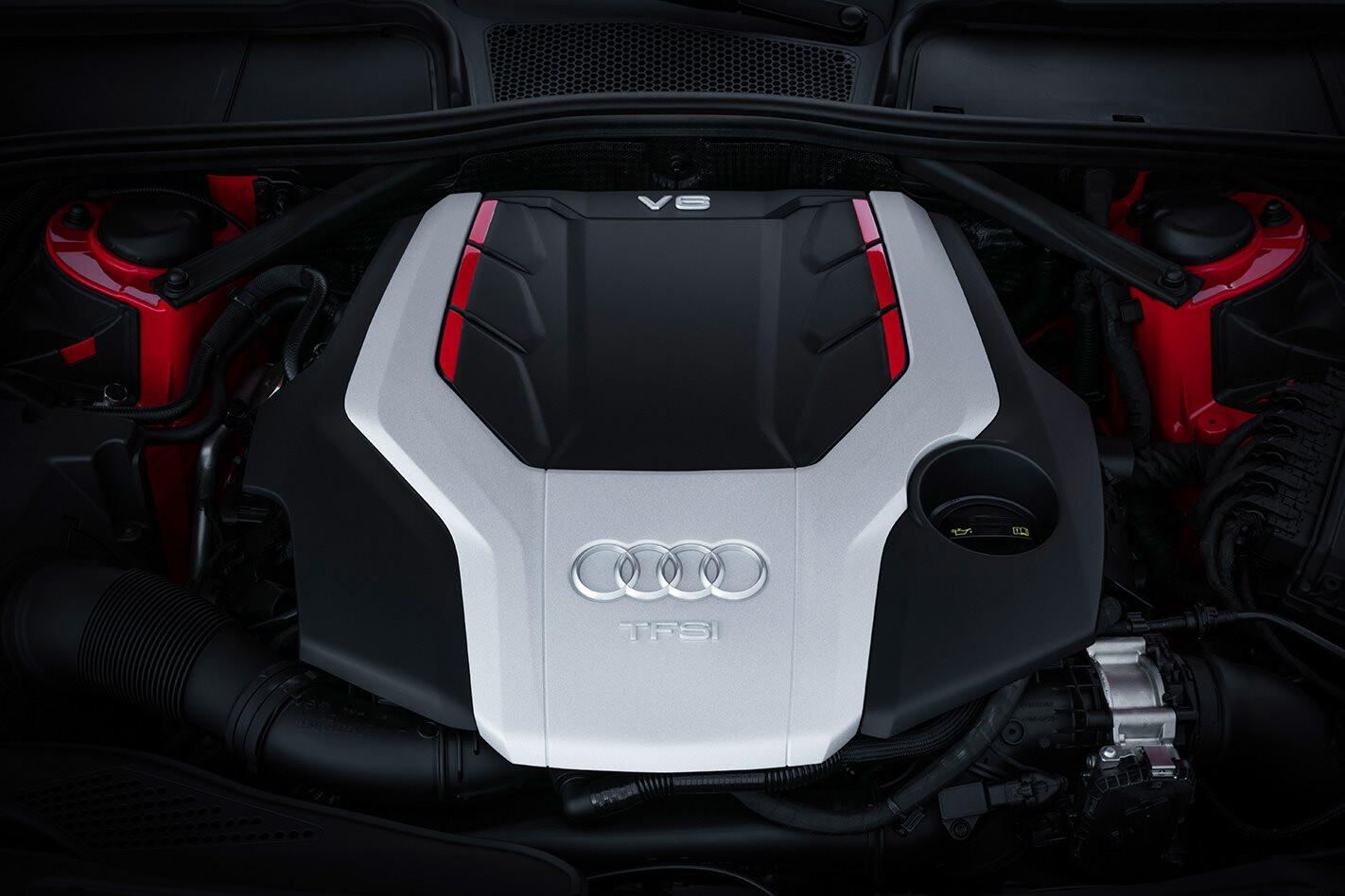 Audi to increase its turbocharged V6 engine range