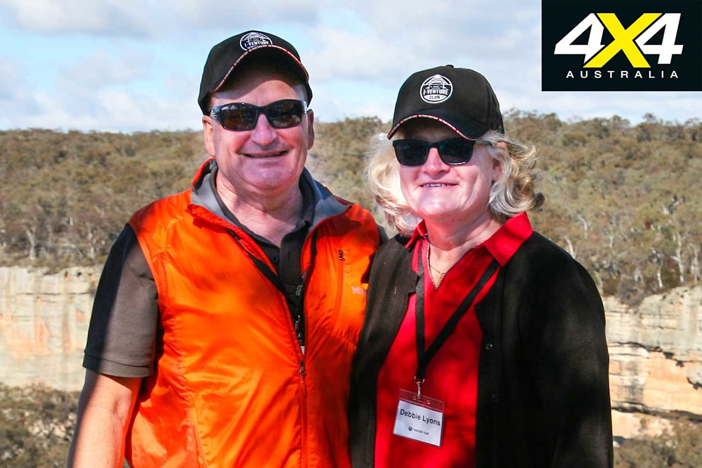 Isuzu I Venture Club In The Blue Mountains NSW Owners Peter Debbie Jpg