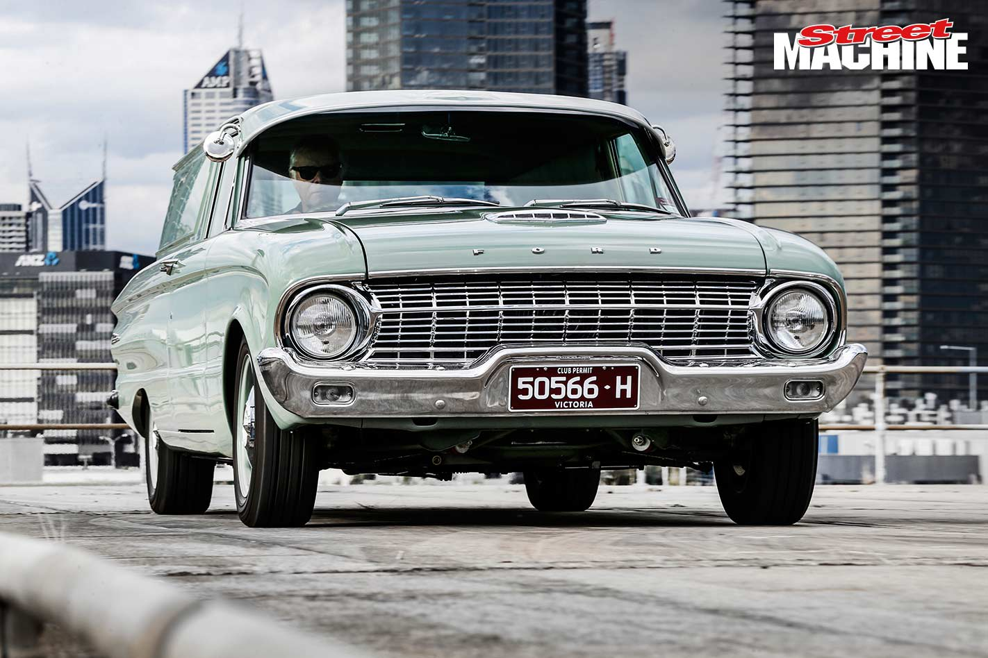 Ford XL Falcon Delivery 9 Nw