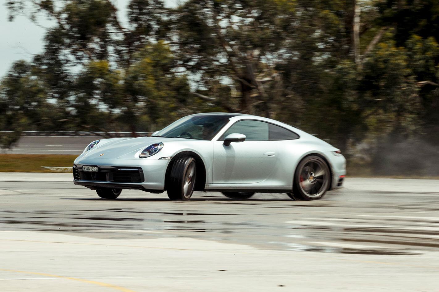 Porsche 992 911 - 2020 COTY Contender