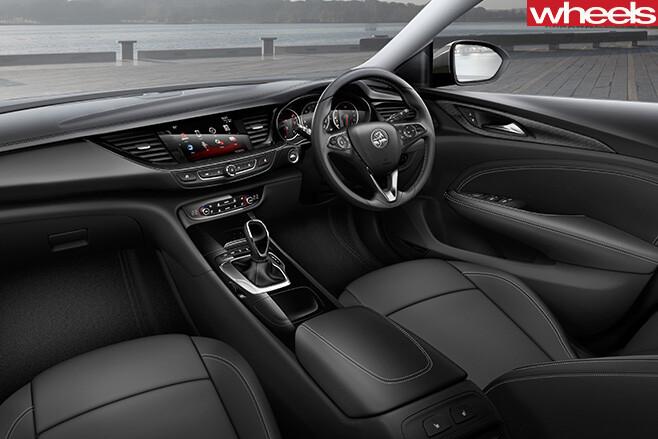 Holden -Commodore -NG-interior