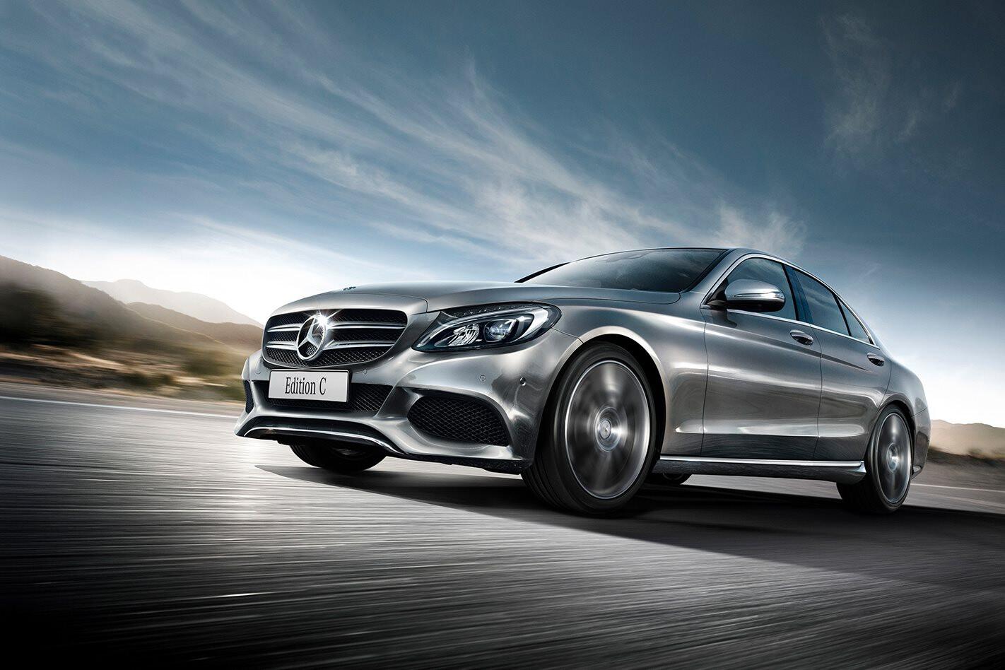 Mercedes Benz Edition C Jpg