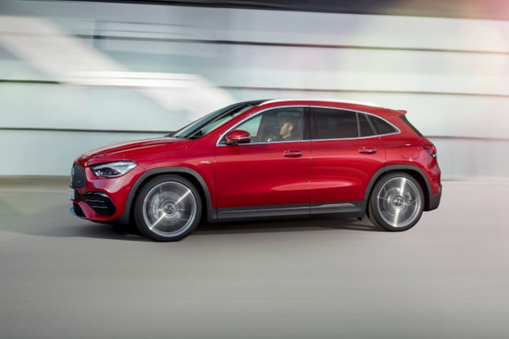 Mercedes-Benz GLA 35 2020