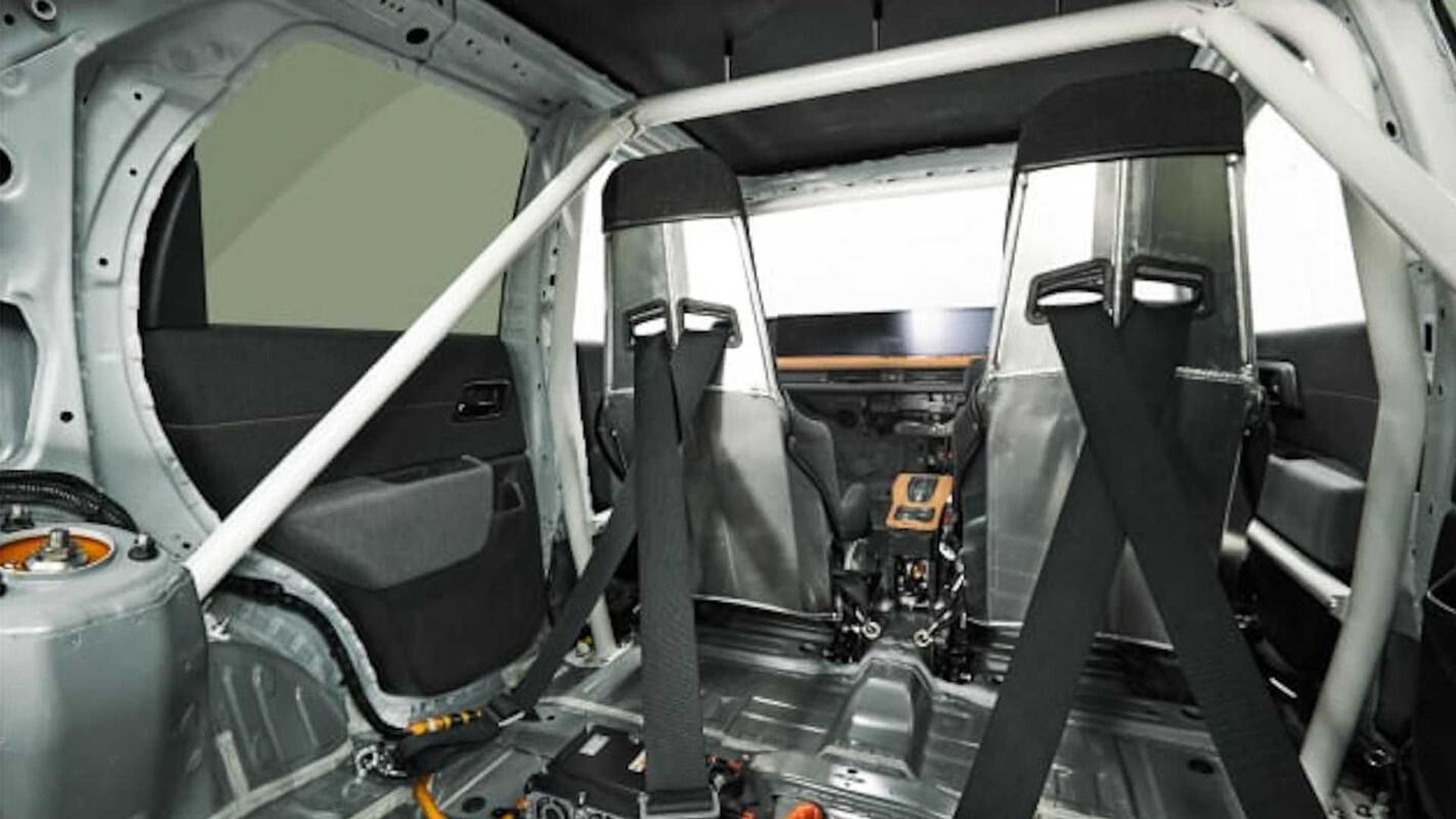 Honda E Drag Interior Jpg