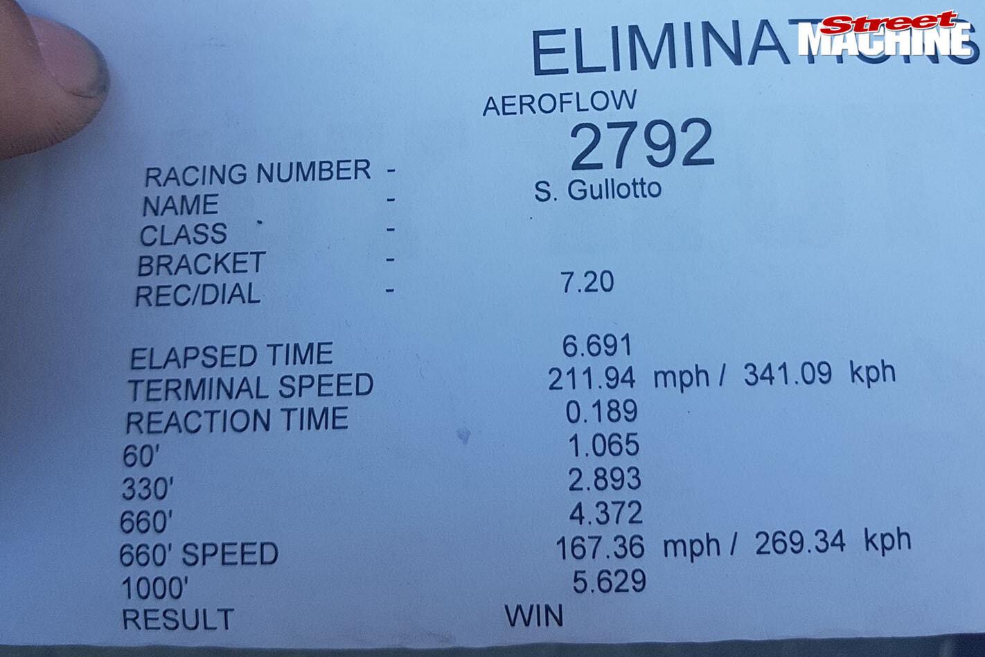 Fastest LS Car In Australia GTO 288 29 Jpg