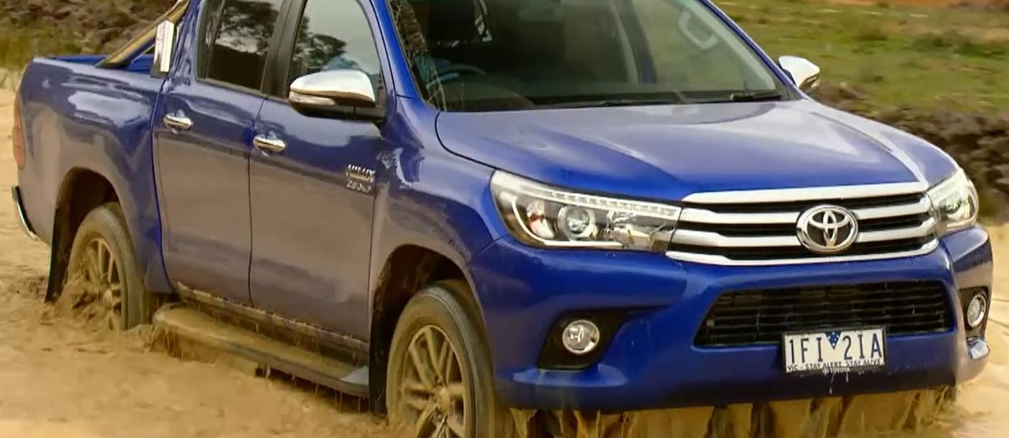 First Drive: 2016 Toyota Hilux